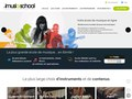 I Music School : cours de percussion en ligne
