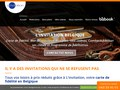 L'Invitation : idée-cadeau en Belgique