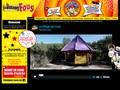 Le Village Des Fous : parc de loisirs sur Villeneuve-Loubet