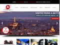Mon Chauffeur Moto : taxi en moto à Paris