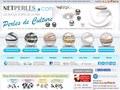 Netperles : collier de perle de culture