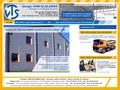 Transport Van-Elslande : camion pour livraison de béton dans Nord à Lille