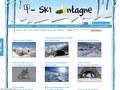 I-skimontagne : guide des stations