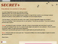 Votre courrier à votre place : Secret plus
