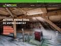 Démoussage de toitures à Fribourg avec Actisol