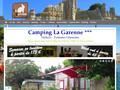 La Garenne : camping sur Perpignan
