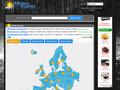 Prévisions météo gratuites de toute l'Europe