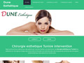 Dune Esthétique : chirurgie esthetique en Tunisie