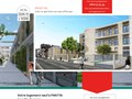 Quai de l'Aisne : vente promotion de logement neuf à Pantin