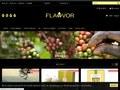 Flaavor : vente de café, thé et machine à café