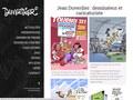 Jean Duverdier : dessin en direct