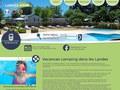 Landes Azur : camping 4 étoiles dans les Landes