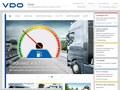 VDO Fleet : solutions de tachygraphe