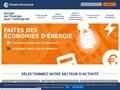 CCI Nice : portail énergie