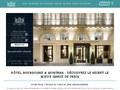 Bourgogne et Montana : hôtel sur Paris 7 ème