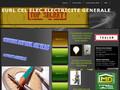 Eurl Cel'Elec : électricité général, installation neuve, rénovation, maintenance et dépannage