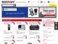 Testoon  : offre en ligne oscilloscope usb