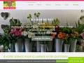 A Fleur de Pot : bouquet de fleurs à Luttre