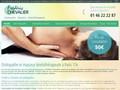 Frédéric Chevalier : ostéopathe masseur kinésithérapeute à Paris 17ème et Neuilly-sur-Seine
