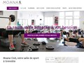 Moana Club : club de fitness à Grenoble