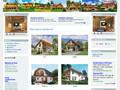 Accueil | Maisons et Chalets Bois - construire votre maison