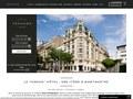 Terass Hôtel : hôtel à Montmartre