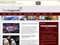 Foot Légende : actualité de vos footballeurs préférés