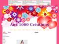 Aux 1000 Créations - objets de décoration pour votre intérieur ou évènement