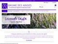 Baume des Anges : arôme alimentaire