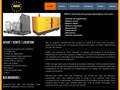Avmo : reprise, démantèlement et achat de groupes électrogènes