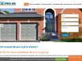 A Pro Mi : porte de garage sectionnelle à Binche