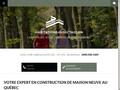 Habitations André Taillon : réaliser votre projet de construction au Québec