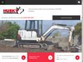 Husky Excavation : entreprise experte en terrassement de terrain au Québec