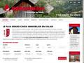 Valimmobilier SA : services et courtage immobilier en Valais