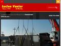 Lucien Vanier & Fils Inc. : location de matériel de manutention