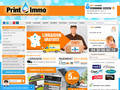 Print Immo : imprimerie en ligne