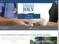 Centre Orthopédique Joly : fabrication de produits orthopédiques à Joliette