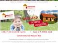 Perigord Maisons Bois : construction de maisons à ossature de bois