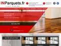 In Parquets : pose de parquet à Bourg en Bresse