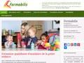 Formabilis : formation qualifiante d'auxiliaire de la petite enfance