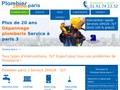 Plombier sur Paris 3ème