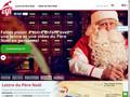 Elfisanta : lettre du père Noëll pour votre enfant