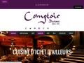 Comptoir Darna : restaurant à Marrakech