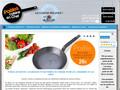 Poeles Cuisine en Chef : mat�riel de cuisine pour particuliers et professionnels