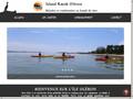 Balades et randonnées en kayak de mer sur l'île d'Oléron