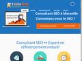 Etoile Web : consultant SEO qualifié