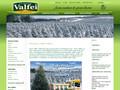 Valfei, distributeur de produits horticoles - terre noire et terre à jardin, tourbe de sphaine...