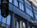 Fineline : porte fenêtre en acier