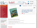 Lydiff : grossiste pour librairie