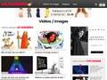 Les Glandeurs : vid�os, blagues et jeux en ligne